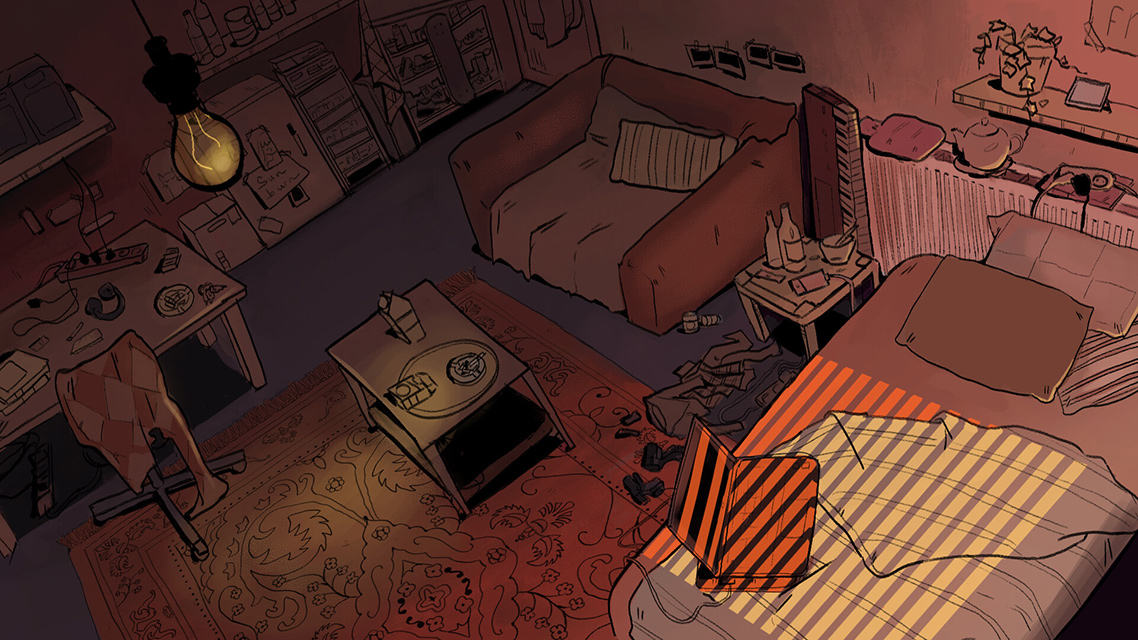 Felicia Kiessling - room