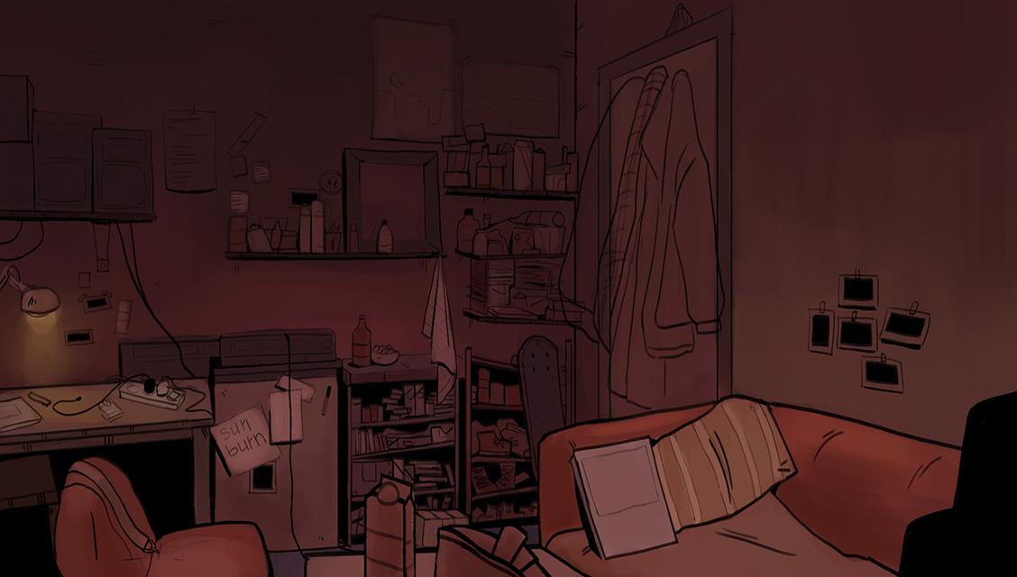 Felicia Kiessling - deel kamer